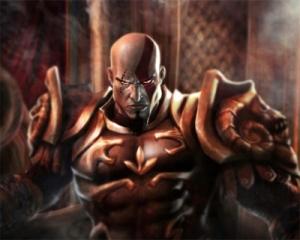 Kratos esta devolta!