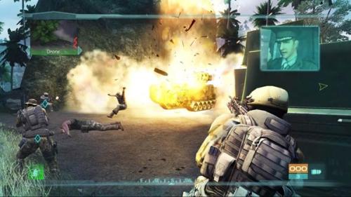 É, as explosões são bacanas e frequentes emGRAW2
