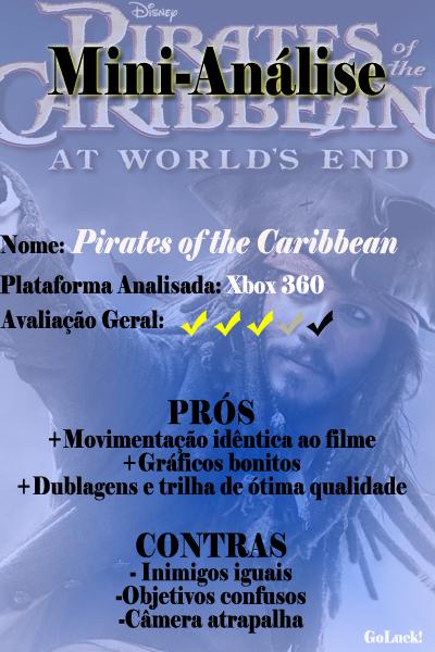 At Worlds End - 3 Estrelas emeia