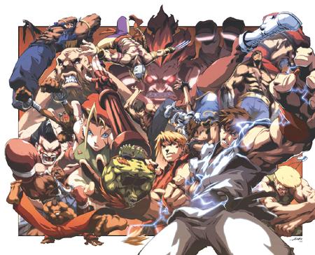 Um novo game de Street Fighter não seria nada mal, não éverdade?
