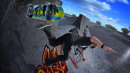 Tombos são muito frequentes em Skate, então tenha paciência e canelas deferro.