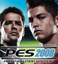Pareceu coencidencia, mas depois de uma dia das impressoes de FIFA08 aqui no GoLuck, a Konami liberou o demo de PES2008 naLive!