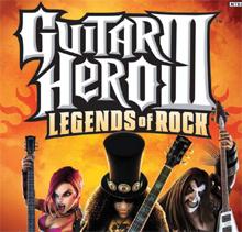 Guitar hero está chegando! Mal possoesperar!
