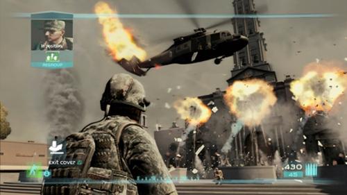 GRAW 2 fez bonito do Xbox 360, e promete repetir a dose do Playstation 3, dosbrasileiros
