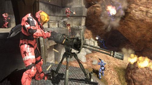 Os modos multiplayers de Halo 3 sãosensacionais
