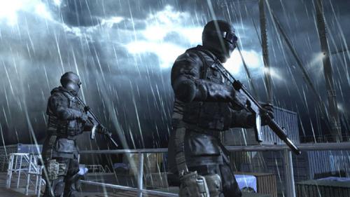 Call of Duty 4 Modern Warfare com certeza vai ganhar alguns premios, quem sabe o de melhor do ano? Dificil?Talvez…