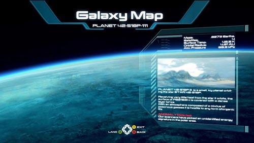 A galáxia também será explorada por você. Prepare-se para seperder