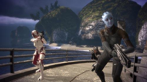 Mass Effect é um otimo jogo, e para os fas de RPG sera um alivio para o fim deano
