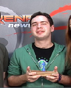 Jovem de sucesso no jornalismo de gamesbrasileiro