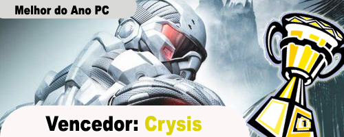 Além de lindo, Crysis é empolgante.