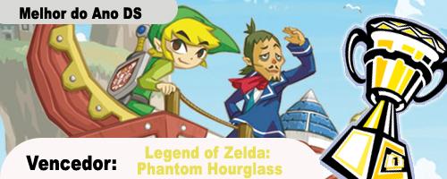 Zelda sempre que é lançado acaba ganhando alguma coisa. Esse ano não foi diferente.