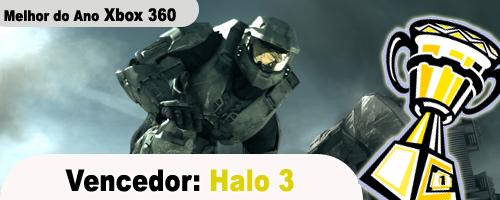 Indiscutivelmente o melhor jogo exclusivo para Xbox 360 de 2007