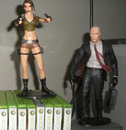 Agent 47 e Lara