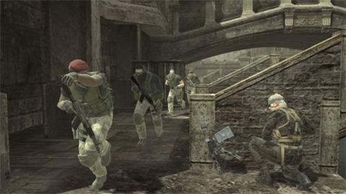Isso eh Metal Gear Online. Tem novidadeabaixo!