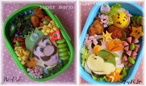 Luigi e Bowser