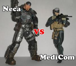 Neca VS MediCom