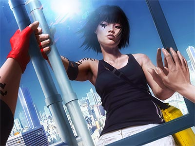 faith mirror's edge